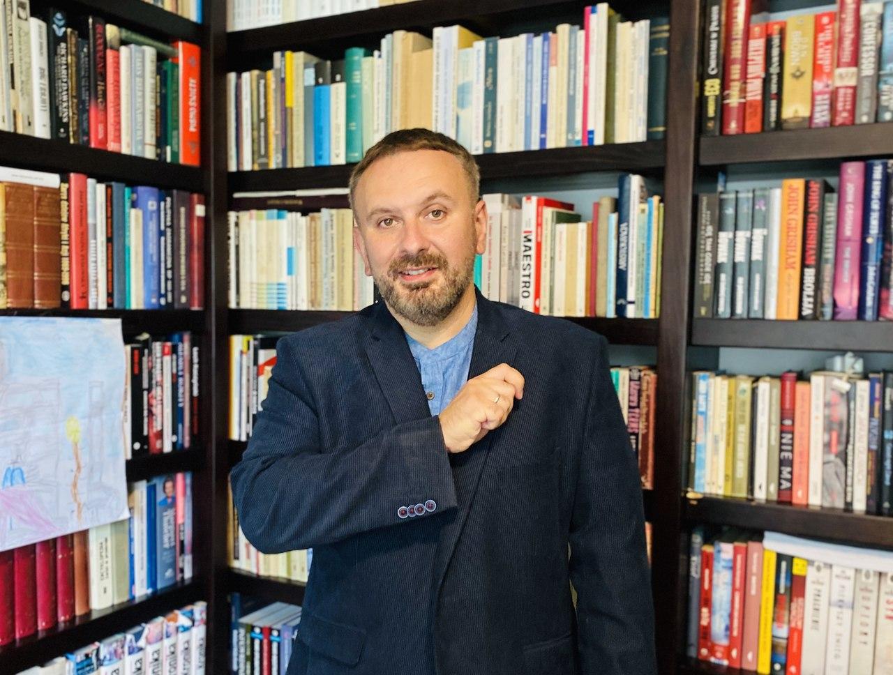 3 września 2020 r. – habilitacja dr. Pawła Rutkowskiego