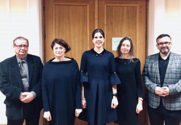 25 lutego 2020 r. – obrona rozprawy doktorskiej Anny Kuder