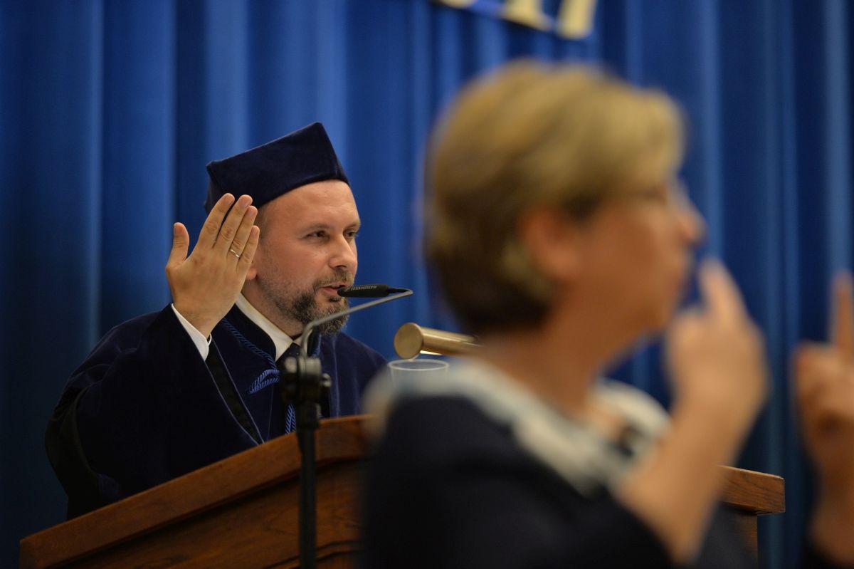 23 kwietnia 2021 r. – dr hab. Paweł Rutkowski profesorem UW